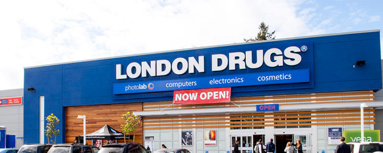 London Drugs Implements Coconut Software Solutions