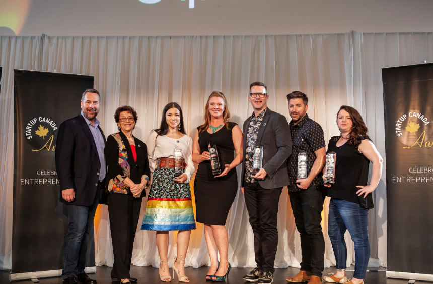 Katherine Weigner Wins Start-Up Canada 2018 Entrepreneur of the Year
