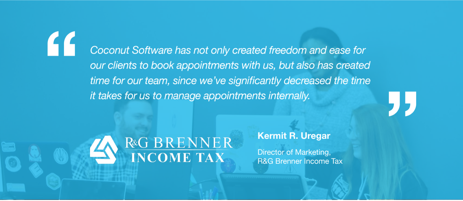 R&G Brenner Success Story - User Quote