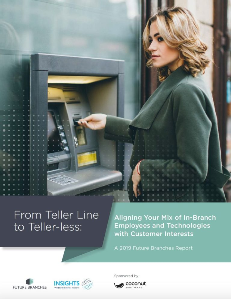 Resource - From Teller Line to Teller Less Report Cover