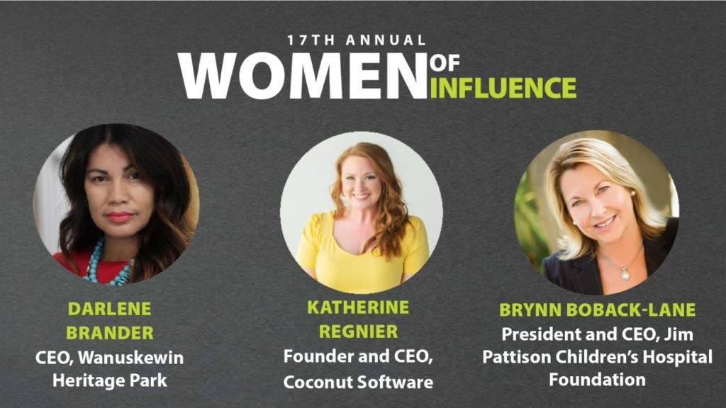 Women of Influence - Blog Image