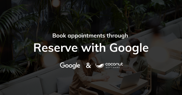 Coconut Software First to Offer Reserve with Google to Canadian Financial Institutions