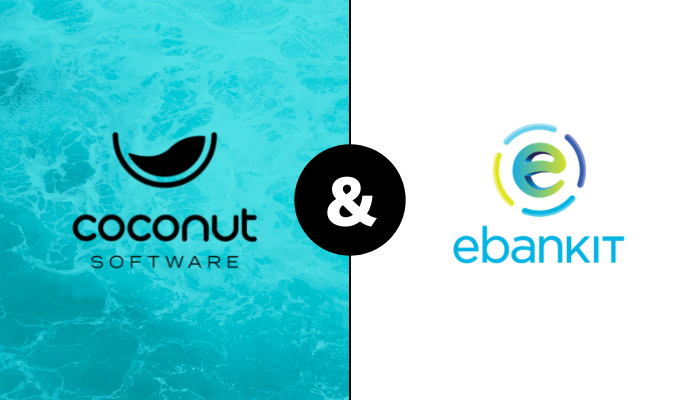 ebankIT and Coconut Software partner to help financial institutions humanizing banking